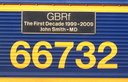 GBRf The First Decade 1999 - 2009 John Smith - MD - 66732