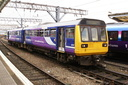 142051 (55747 + 55701) - 25-10-14 - Manchester Piccadilly