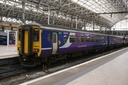 156482 (57482 Elizabeth Gaskell + 52482) - 25-10-14 - Manchester Piccadilly