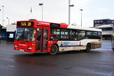 1631 T631FOB - 31-12-14 - West Bromwich Ringway, West Bromwich