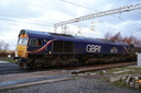 66725 SUNDERLAND - 20-12-14 - Bushbury Junction