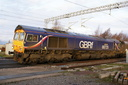 66725 SUNDERLAND - 23-12-14 - Bushbury Junction