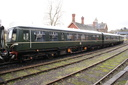 52064 + 59250 + 50933 - 27-12-14 - Highley (Severn Valley Railway)