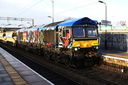 66718 Sir Peter Hendy CBE - 31-12-14 - Bescot Stadium (1)