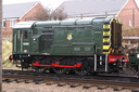 13101 - 31-1-15 - Loughborough Central (Great Central Railway) (1)