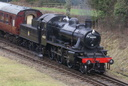 46521 - 31-1-15 - Quorn & Woodhouse (Great Central Railway) (2)