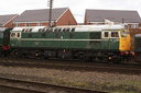 D5401 - 31-1-15 - Loughborough Central (Great Central Railway)