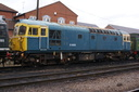 D6535 - 31-1-15 - Loughborough Central (Great Central Railway)