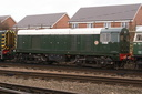 D8098 - 31-1-15 - Loughborough Central (Great Central Railway) (1)