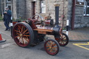 Steam Traction Engine - 21-3-15 - Bridgnorth (Severn Valley Railway Car Park)