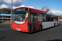 2091 BX12DCU - 24-3-15 - Dudley Bus Station
