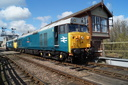 50008 Thunderer + 50015 Valiant - 11-4-15 - Wansford (Nene Valley Railway) (1)
