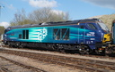 68001 Evolution - 19-4-15 - Barrow Hill Roundhouse (7)
