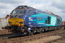 68001 Evolution - 19-4-15 - Barrow Hill Roundhouse (12)