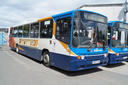 20957 R957XVM - 28-6-15 - Aviemore Bus Garage
