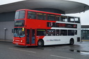 4322 BX02ASZ - 14-8-15 - Pipers Row, Wolverhampton