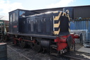 VF D295 TELEMON - 12-9-15 - Oswestry (Cambrian Heritage Railway)