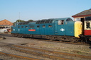 55019 ROYAL HIGHLAND FUSILIER - 2-10-15 - Kidderminster Town (Severn Valley Railway) (3)
