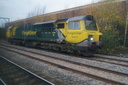70010 - 5-12-15 - Dudley Sidings (Walsall)