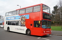 4395 BV52OBY - 5-12-15 - Station Approach, Solihull, Birmingham