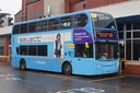 4767 BV57XKL 'Tara Karina' - 12-12-15 - Coventry Pool Meadow Bus Station