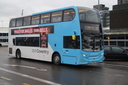 4832 BX61LKZ 'Esther' - 12-12-15 - Coventry Pool Meadow Bus Station