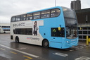 4888 BX13JVD - 12-12-15 - Coventry Pool Meadow Bus Station