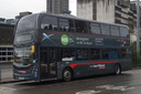 6707 YX15OYB 'Connie' - 12-12-15 - Coventry Pool Meadow Bus Station
