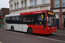 752 YY14WHB 'Jeanette' - 28-12-15 - Pipers Row, Wolverhampton