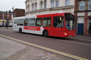 1766 BX56XCK - 28-12-15 - Pipers Row, Wolverhampton