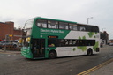 5401 BX61LHC 'Abigail' - 28-12-15 - Pipers Row, Wolverhampton