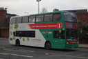 5417 BX13JPO 'Miya' - 28-12-15 - Pipers Row, Wolverhampton