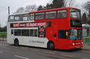 4389 BV52OBG - 30-12-15 - Station Approach, Solihull