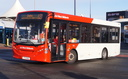 755 YY14WHE 'Lena' - 31-12-15 - West Bromwich Ringway, West Bromwich