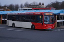 867 SN15LCO 'Wiktoria' - 31-12-15 - Dudley Bus Station