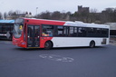 2079 BX61XCB - 31-12-15 - Dudley Bus Station