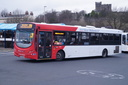 2100 BX12DDL - 31-12-15 - Dudley Bus Station