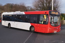 2107 BX12DEU - 31-12-15 - Dudley Bus Station