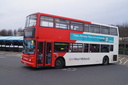 4564 BL53EFC - 31-12-15 - Dudley Bus Station