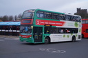 5411 BX13JOH 'Katie' - 31-12-15 - Dudley Bus Station