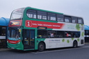 5414 BX13JPO 'Maggie' - 31-12-15 - Dudley Bus Station