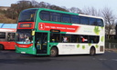 5420 BX13JPY 'Ruby' - 31-12-15 - Dudley Bus Station (1)