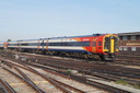 159009 (57881 + 58726 + 52881) - 6-5-16 - Clapham Junction