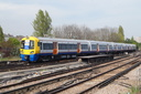 378144 (38144 + 38444 + 38344 + 38244 + 38044) - 6-5-16 - Clapham Junction