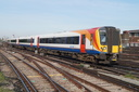 444016 (63816 + 67116 + 67166 + 67216 + 63866) - 6-5-16 - Clapham Junction