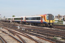 444039 (63839 + 67139 + 67189 + 67239 + 63889) - 6-5-16 - Clapham Junction