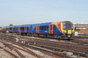 450122 (63932 + 66912 + 66932 + 63912) - 6-5-16 - Clapham Junction