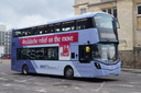 35150 SN65OMU - 2-5-16 - Bristol Temple Meads Station