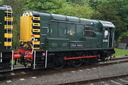 D4100 Dick Hardy - 20-5-16 - Bewdley (Severn Valley Railway)