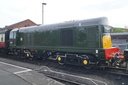 D8188 ENGLISH ELECTRIC - 20-5-16 - Kidderminster Town  (Severn Valley Railway)